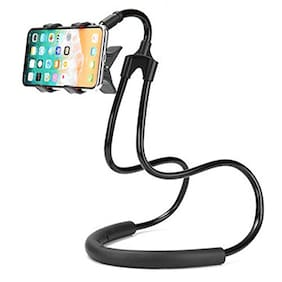 Universal Hanging Neck 360 Degree Rotation Lazy Holder for Mobile Phone