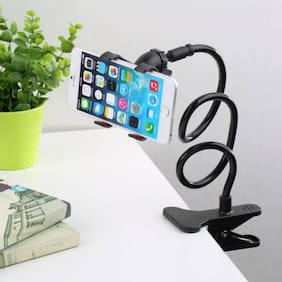 Universal Long Lazy Mobile Phone Holder Stand For Bed Desk Table Car High Qualiety Mobile Holder (Pack of 1)