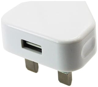 Tech Gear USB AC Wall charger Adapter UK 3 Pins Plug for mobile phone/MP4/mp3 For Iphone 3G