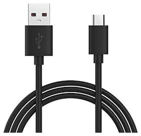 S4 Data & Charging Micro USB Cable ( 0.5-1m , Black )