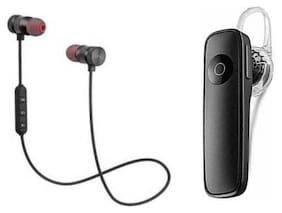 vegish in ear magnet bluetooth and bluetooth headset