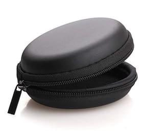 Vegish Universal Portable Earphones Data Cable Storage Box Pouch Case Cover