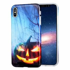 VEGO Apple iPhone Xs Max Case 6.5 inch,Slim Glossy TPU Flexible Rubber Silicone