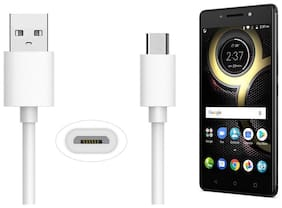 Vekariya High Speed Charging Cable For Lenovo K8 Note