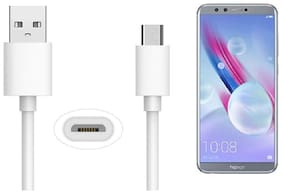 Vekariya High Speed Charging Cable For Huawei Honor 9 Lite