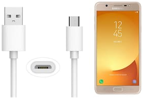 Vekariya High Speed Charging Cable For Samsung Galaxy J7 Nxt