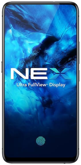 Vivo NEX  8 GB 128 GB Black