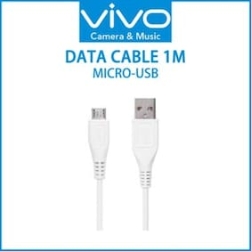 S4 Data cable & Sync & charge cable - 0.5-1m , White