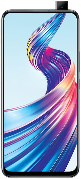 Vivo V15 6 GB 64 GB Frozen Black
