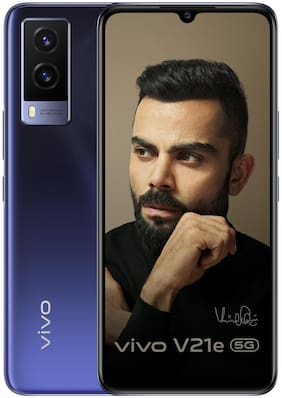 Vivo V21e 5G 8 GB 128 GB Dark Pearl