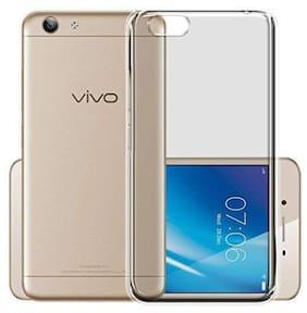Vivo V5 Dustproof Ultra Thin waterproof  Siliocn Crystal Clear Washable Case