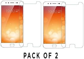 Mobality Tempered glass For Vivo v5 plus