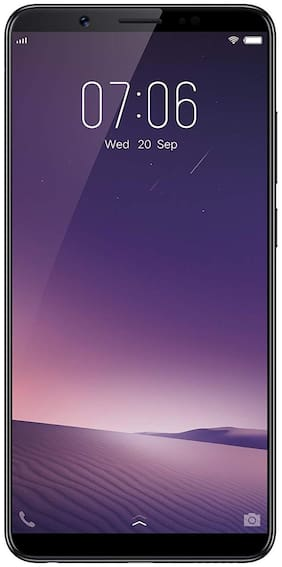 Vivo V7 Plus 4 GB 64 GB Matte Black