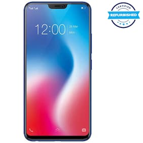 Vivo V9 4 GB 64 GB Black (Refurbished : Good)