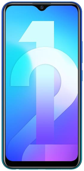Vivo Y12 3 GB 64 GB Aqua Blue
