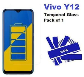 Vivo Y12 Tempered Glass (Pack of 1)