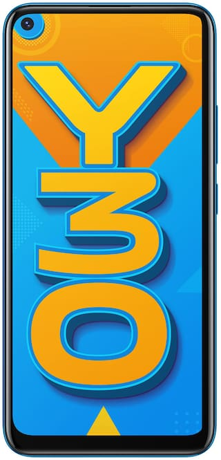 Vivo Y30 4 GB 128 GB Dazzle Blue