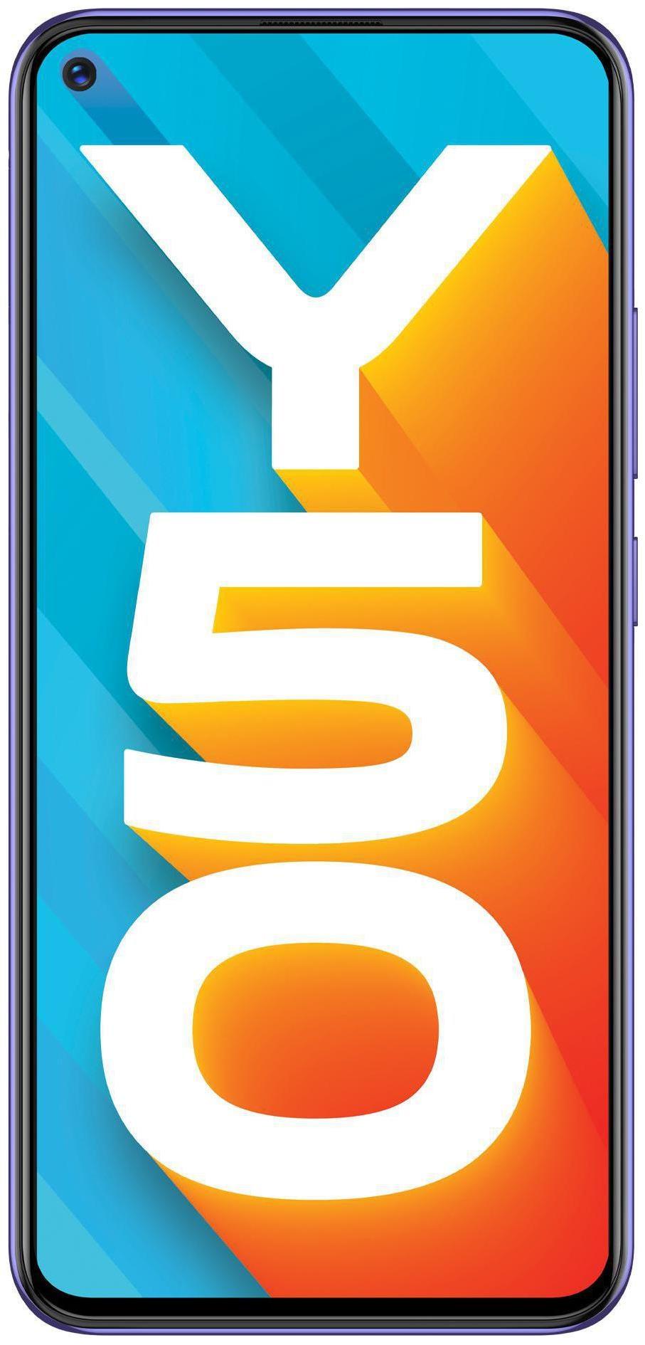Vivo Y50 8 GB 128 GB Iris Blue