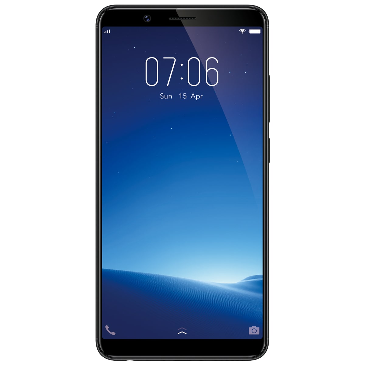 Vivo Y71i 16 GB Matte Black