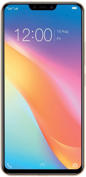 Vivo Y81 4 GB Gold