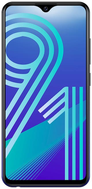 Vivo Y91 3 GB 32 GB Starry Black
