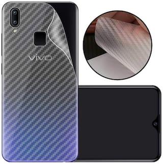 Vivo Y91 Transparent 3D Mobile Skin for Back