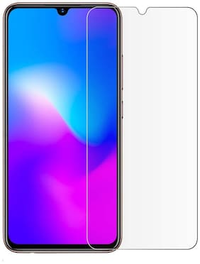 Vivo Y91i 0.3MM edge to edge temper glass with 5D edges