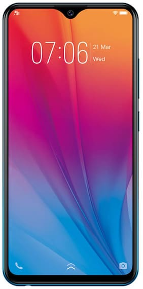 Vivo Y91i 3 GB 32 GB Fusion Black