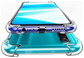 BIG CAT Back Cover For Vivo Z1 Pro ( Transparent )