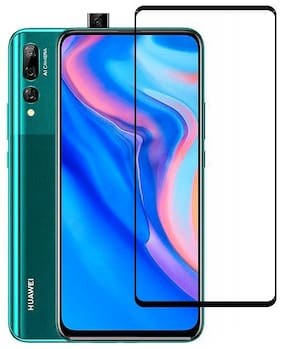 Vizio 9H Hardness Unbreakable Tempered Glass For Huawei Y9 Prime