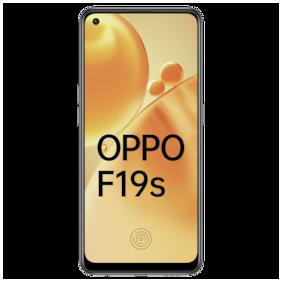 Oppo F19S 6 GB 128 GB Glowing Black