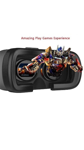 VR BOX Virtual Reality 3D TV Glasses Goggles with Bluetooth Remote Control