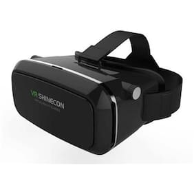 VR Shinecon Virtual Reality 3D Headset For All Smartphones