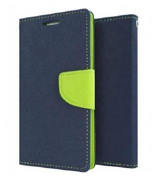 big sale 76d3b d165b Wallet Flip Cover For Micromax Canvas Juice 2 AQ5001