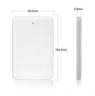 Wayona Ultra Thin Card Portable 5000mAh Power Bank - White
