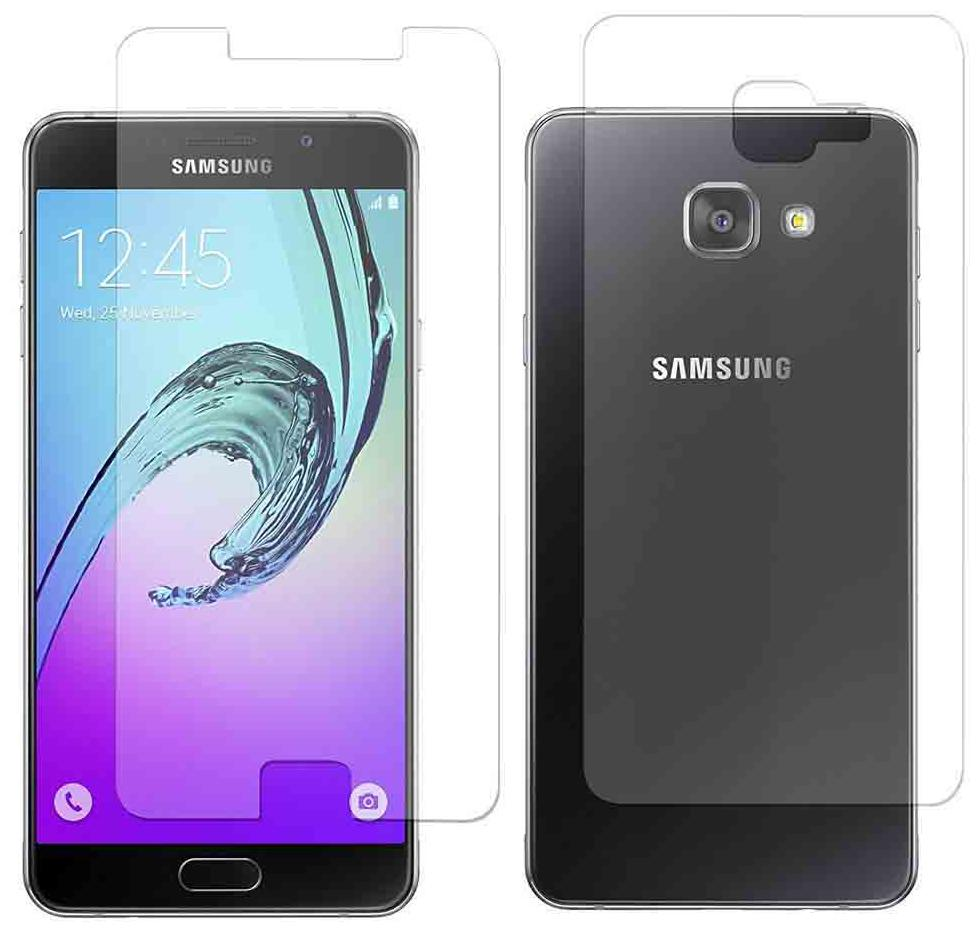 Wildfab Impossible Screen Guard For Samsung Galaxy A5 2016 Edition