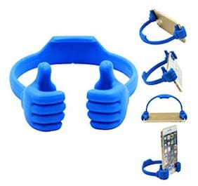 Xclusive Plus Plastic Table Stand Mobile Holder