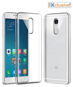 Xclusive Plus Back cover for Redmi Note 4
