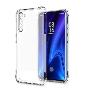 OnePlus Nord TPU Back Cover By XEC2US ( Transparent )