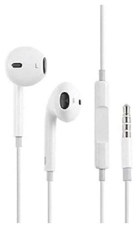 Otos M_I-M-86 In-Ear Wired Headphone ( White )