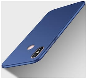 shopyholik Polycarbonate Back Cover For Xiaomi Redmi Note 6 Pro ( Blue )