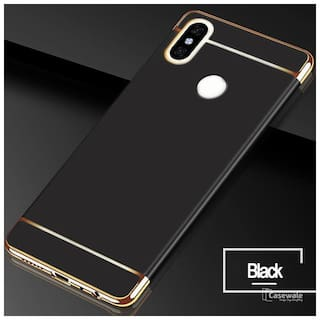 timeless design f2502 f9495 Xiaomi mi redmi note 5 pro case black premium cover