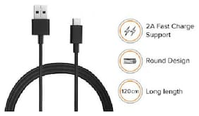 Backlud Micro USB Cable For Redmi 6 / Redmi Note 5 /Redmi Note 5 Pro / Redmi 3s Prime ,Redmi Note 4 / Redmi 3S /Redmi Note 5 / Redmi 5 / Remi 5A Mobile Charger Cable | Data Cable| Fast Charging Cable