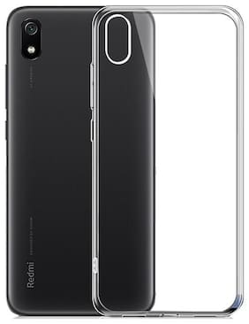 Xiaomi Redmi 7A Best Quality Soft Case Back Cover In Transparent