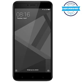 Xiaomi Redmi 4 3 GB 32 GB Black (Refurbished : Excellent)