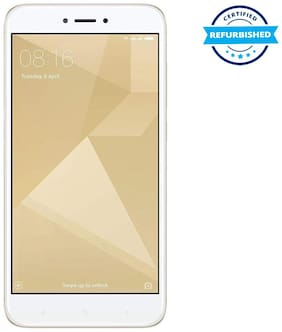 Xiaomi Redmi 4 3 GB 32 GB Gold (Refurbished : Excellent)