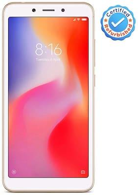 Xiaomi Redmi 6A 2 GB 16 GB (Certified Refurbished)