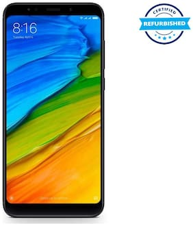 Xiaomi Redmi Note 5 3 GB 32 GB Black (Refurbished : Good)