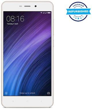 Xiaomi Redmi 4A 2 GB 16 GB Gold (Refurbished : Good)
