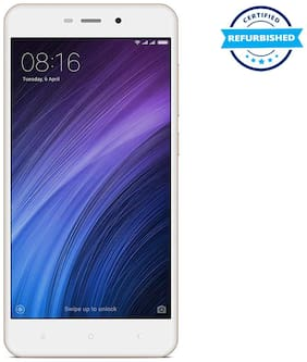 Xiaomi Redmi 4A 3GB 32GB Gold (Refurbished : Excellent)